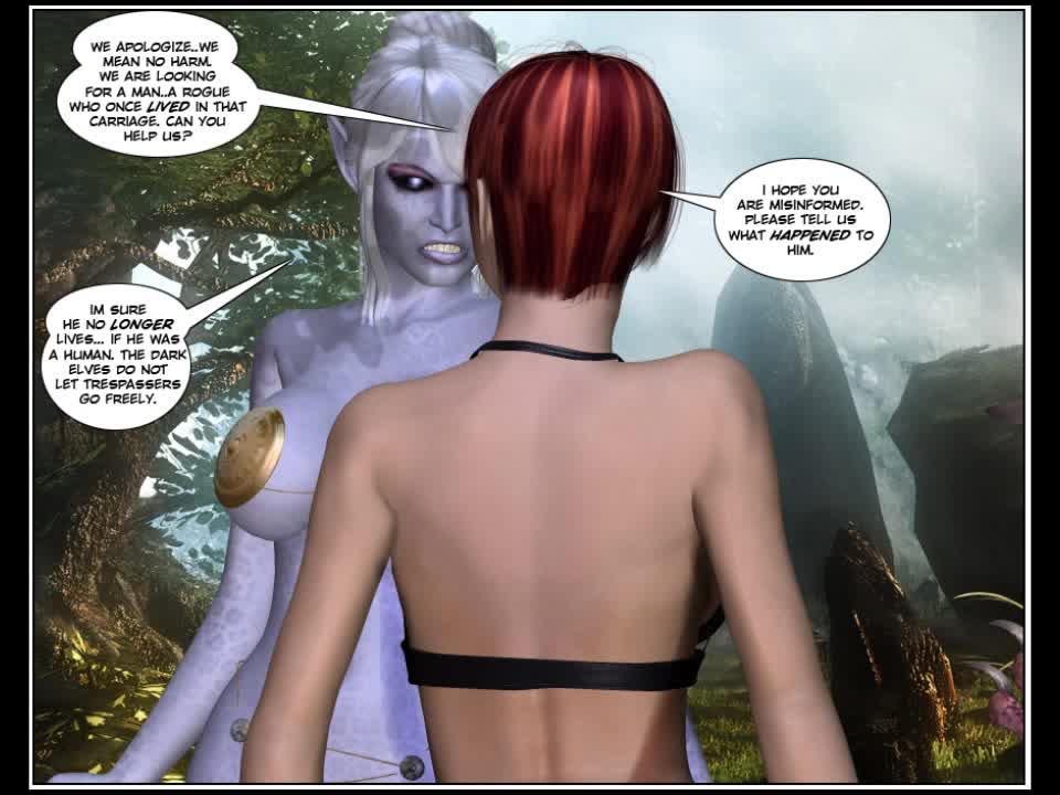 3d comic dragon rider episode 1 2