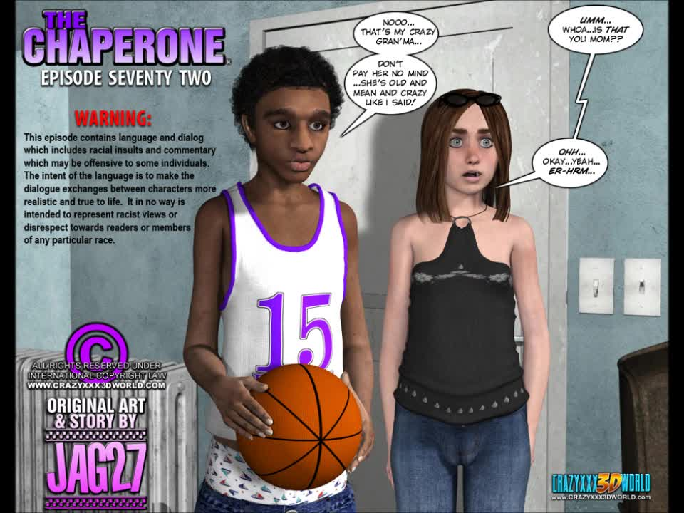 3d comic the chaperone episode 15 5