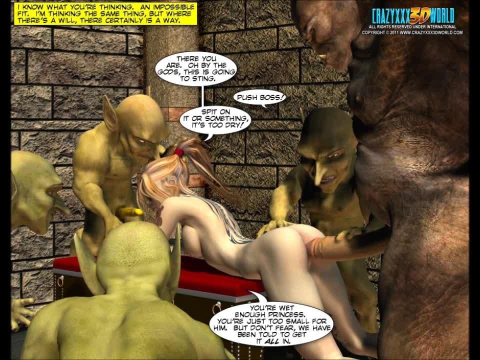 3d comic neverquest chronicles episode 5 1