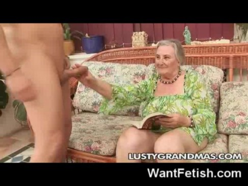80 Year Old Lady Getting Fucked