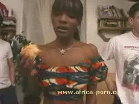 Phrase... Black ivory coast sex video commit