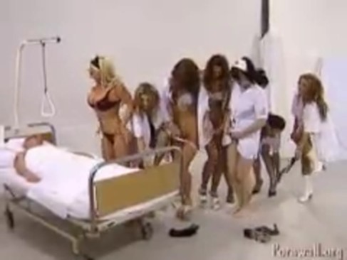 reverse Who nurse gangbang in is