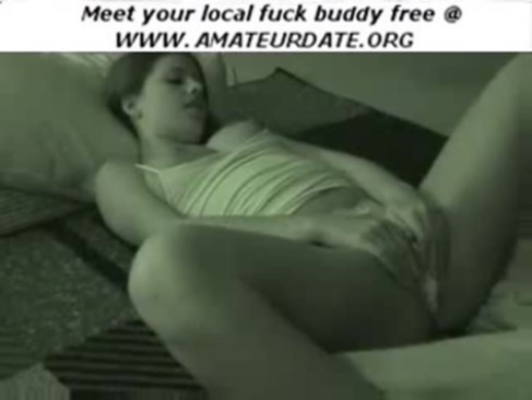 Free homemade solo teein orgasm
