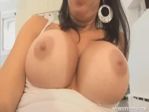 jerk off instruction big boobs