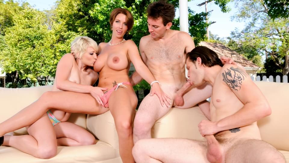 Bisexual Group Porn