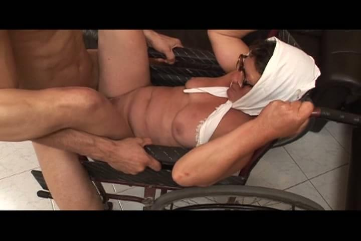 Grand ma always want to get more fuck by young cock and she whore fucked by young cock in this video.
