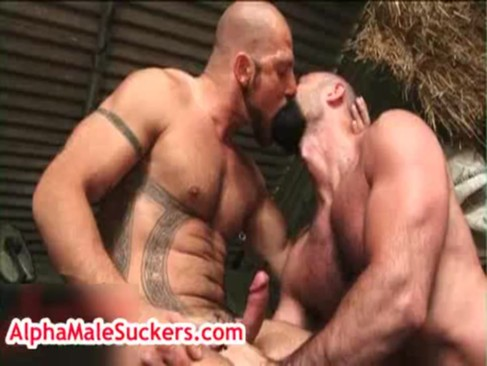 Butch Grand And Aitor Crash In Steamy