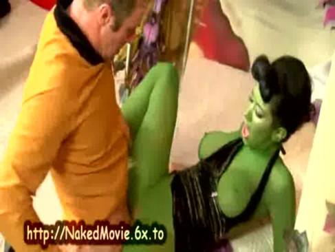 Giving birth alien porn good takin