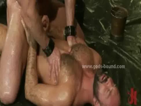 Hogtied free bondage clips