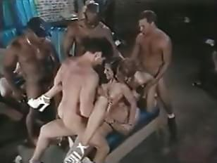 Butt cheek cumshot movies
