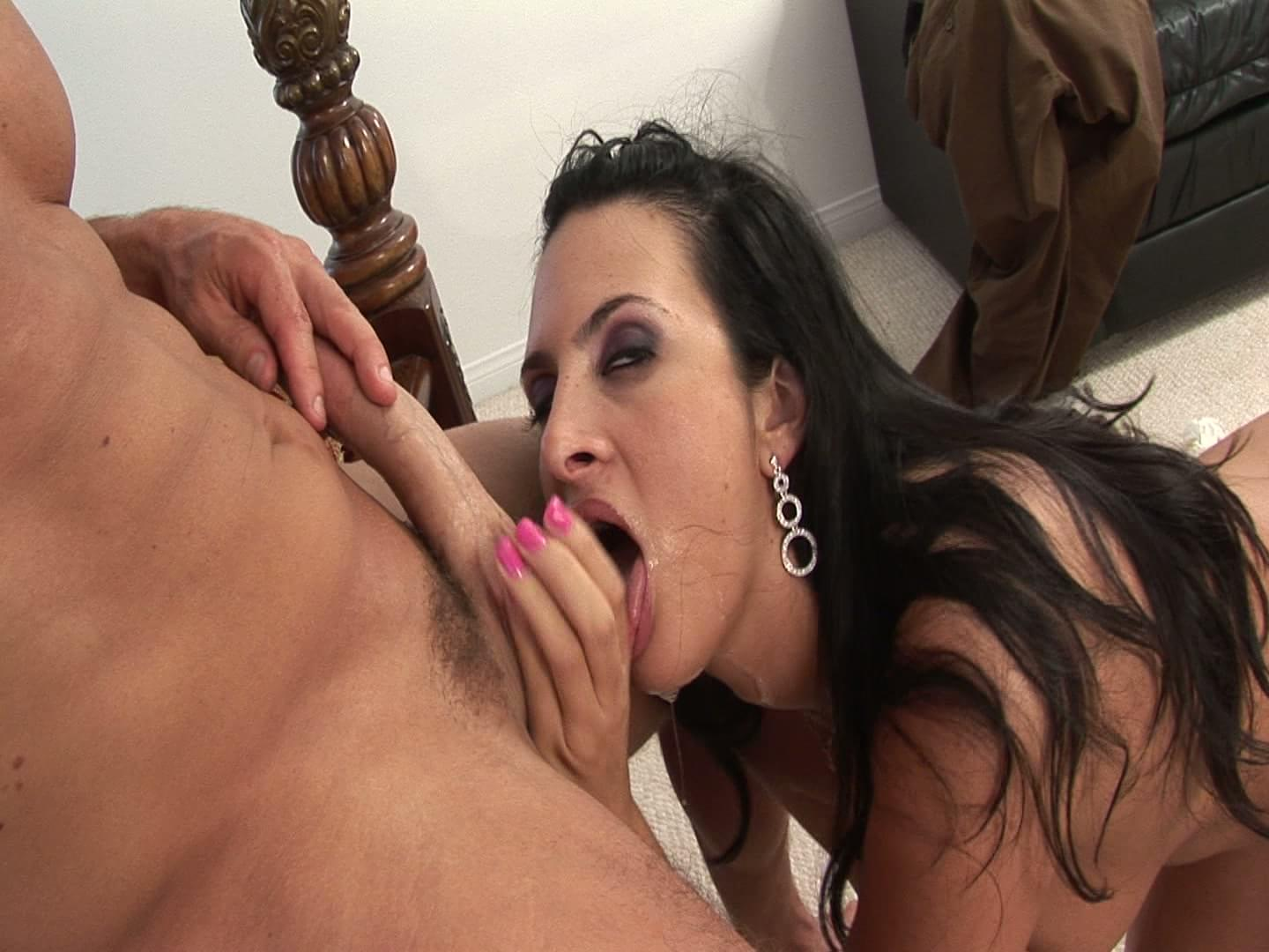 Blowjob with Brother in room