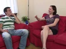 Family taboo mom son incest