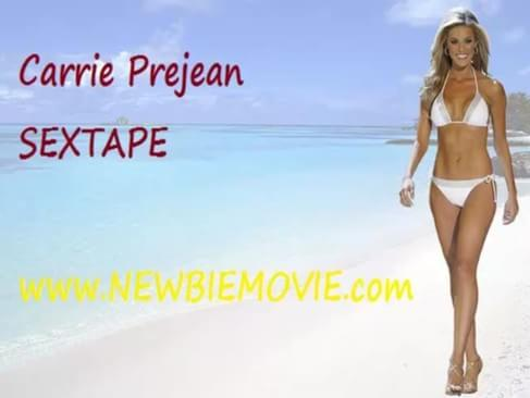 Carrie prejean sex tape all dirt