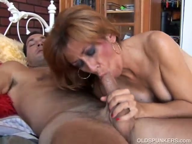 cougars sucking cock