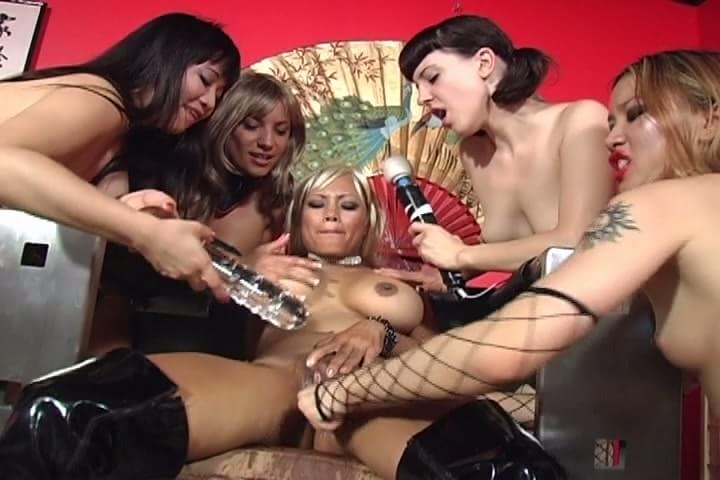 Nude female domination orgasm
