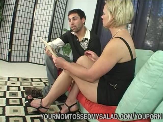 Femaleagent sexy milf clams nervous studs fear