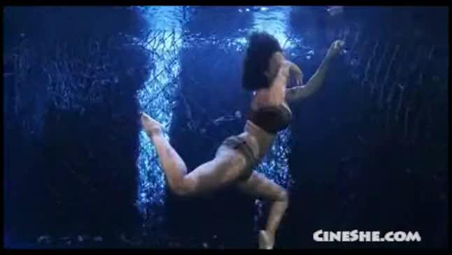 Black underwater sex