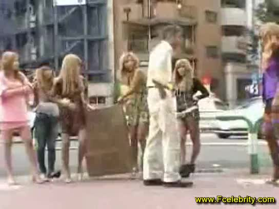 Watch Streetgirls Abduct a Stranger to Enjoy by snahbrandy