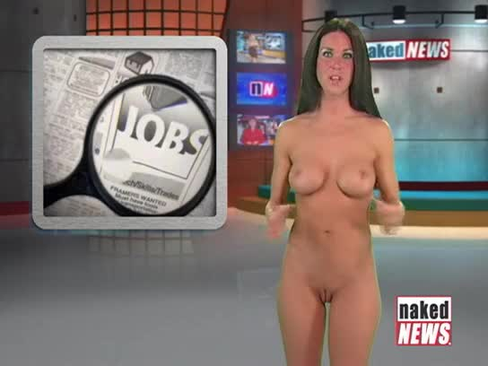 Naked News Whitney St John In The Sports