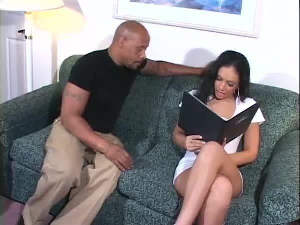Ebony Dykes Licking Pussy