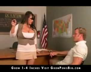 Chubby teacher sex