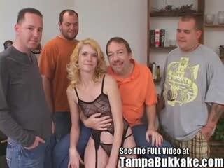 Wife loaned orgy