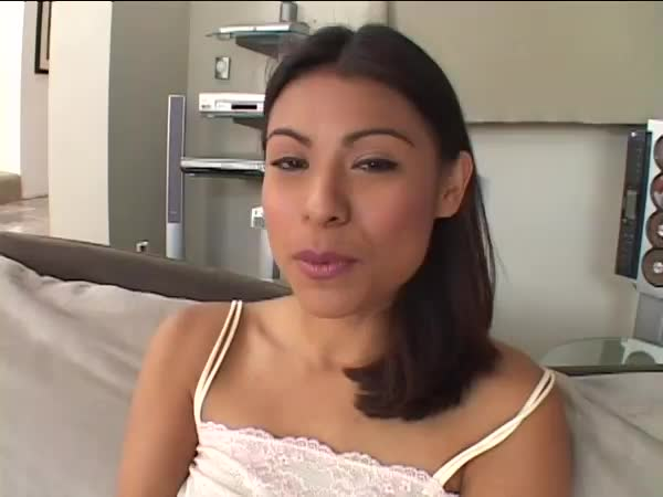 Asian try not to cum