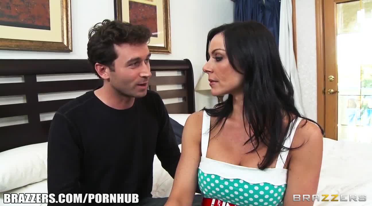 Lonely Mom Kendra Lust Is Seduced One Her Son Friends