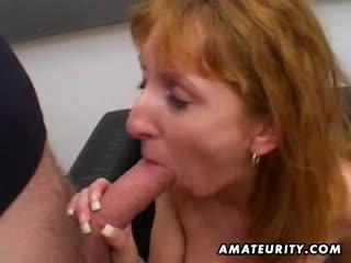 Redhead Hottie Kate Blowjob und Anal