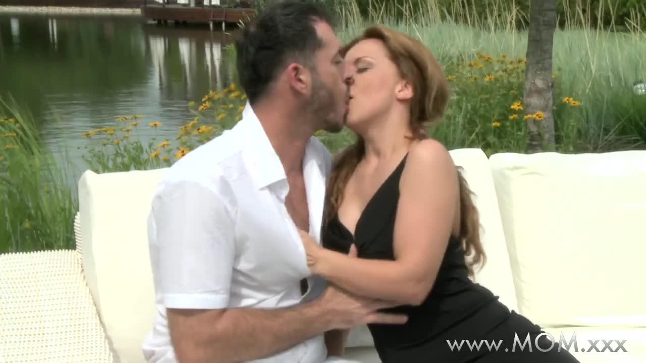 Milfs fucking outdoors