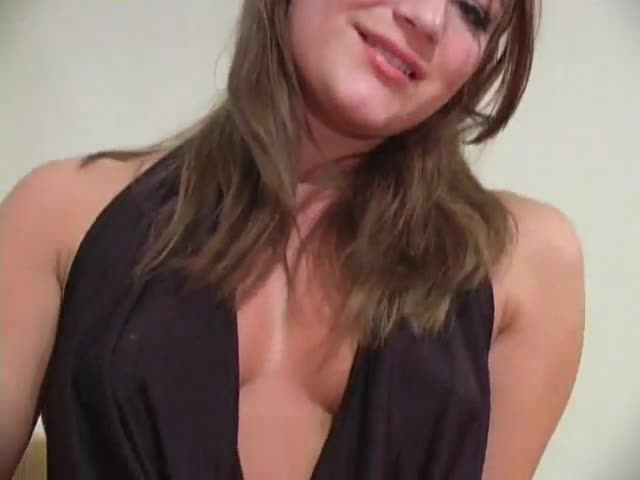 Pantyhose gal tells you how to jerk off spike 8