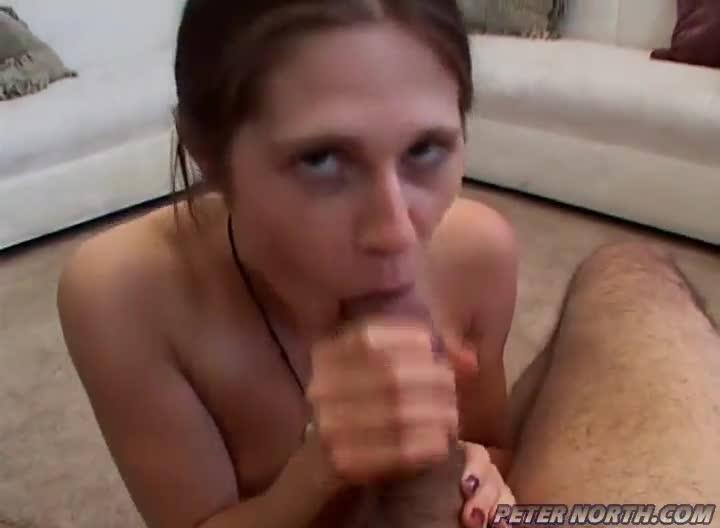 Mackenzie spunk mouth