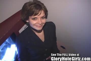 Gloryhole Girl at get pregnant