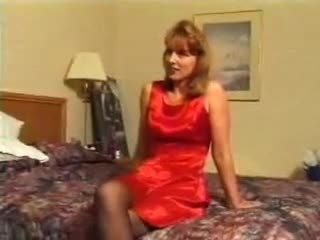 Milf in sexy tight dress makes hardcore porn xxxbunker