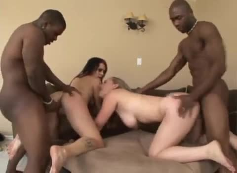 ebony girl white guy tube
