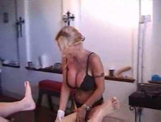 image Strapon mistress lisa berlin hard pumps a nasty porn elf
