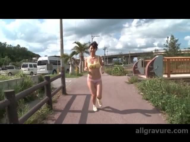 Hot Japanese Jogging Porn 53