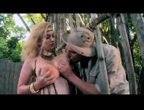 Hardcore jungle sex