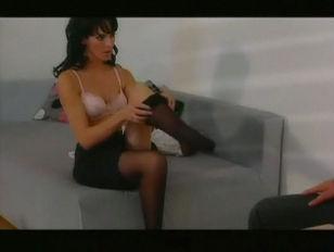 She sat shampoo chair masturbate