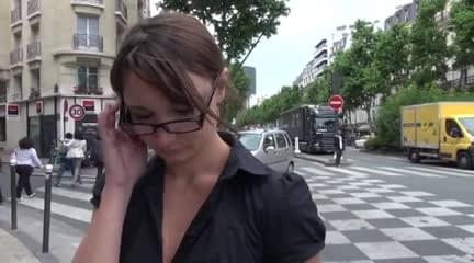 Melyne leona la drh et les stagiaires anal reverse troia 4