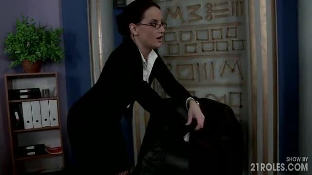 Husband jealouse of massive cock