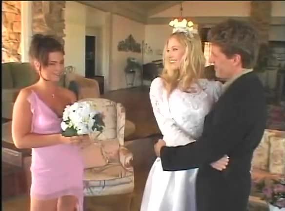 fat wedding porn
