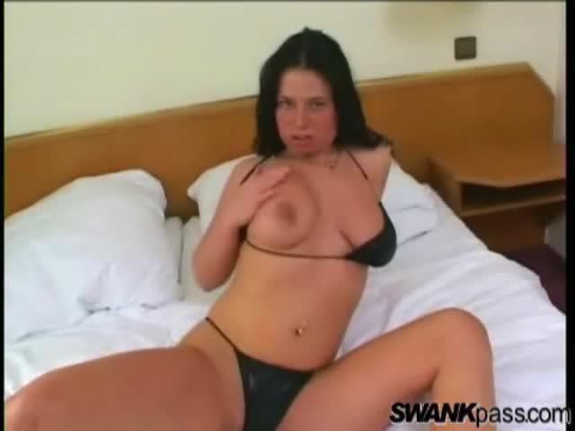 Tits Teen Brunette Puffy Tits