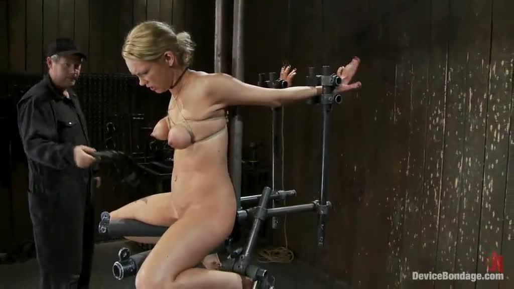 Anal Slave Bondage Skinny