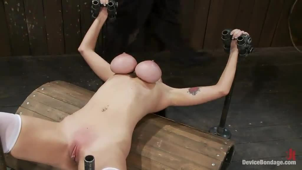 Janine device bondage alia
