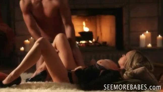 Sex By The Fire Porn