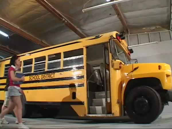 horny bus driver