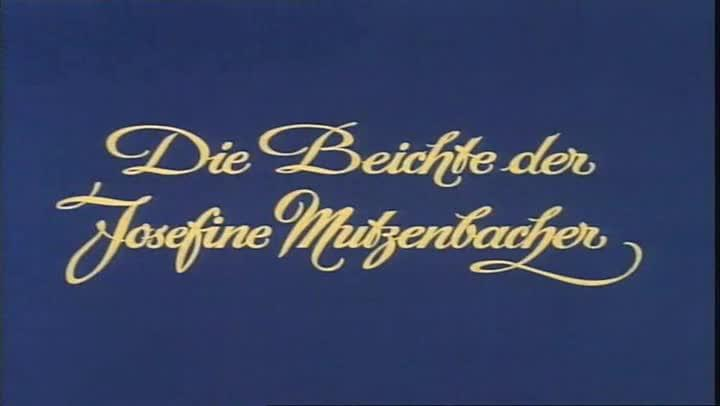 confession of josefine mutzenbacher