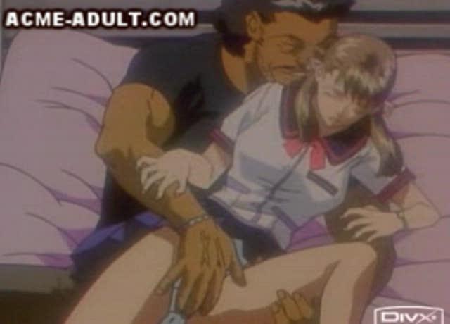 anime pussy play