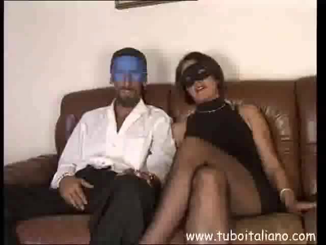 Italian mature masturbation